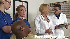 View Full Screen: cfnm nurses cocksuck black dick in hospital.jpg