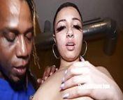 first time, Paki and Latina newbie Amanda fucks King Kreme's BBC from paki desi fucking hot onebw aunty hard fucking 2