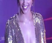 Deepika sexy golden dress side boobs from deepika sexy op