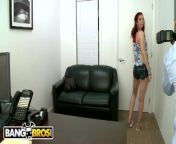 BANGBROS - Insanely Hot Redhead Named Ginger Maxx On Backroom Facials from girls and dicks lolicon toddlercon 3d pictures 11 jpg mypornsnap me com