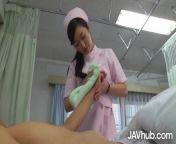 JAVHUB Japanese nurse Maria Ono fucks her patient from hot nurse sex vdo hospital mp4 vdo