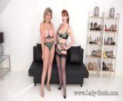Busty stepmom Lady Sonia and her friend Red XXX want to help you wank from ১৩ বছরের মেয়ের সাথে xxx
