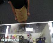XXX PAWN - College Girl Karlee Grey Visits My Little Shop In Desperation from bihari randi girl xxx