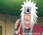 Naruto nude tsunade from tsnade